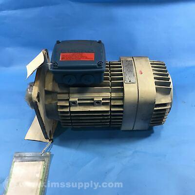 Mannesmann Demag Kba 90 B 4 Crane Motor Usip