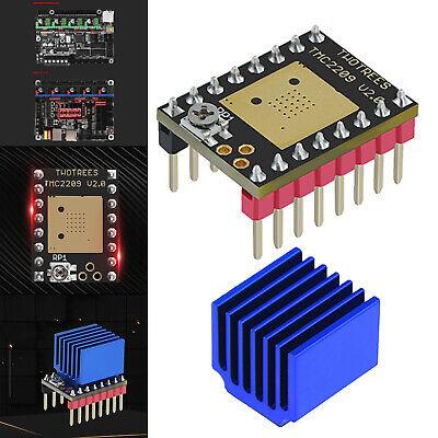 TMC2209 V2.0 Stepper Motor Driver 3D Printer Parts Accessori