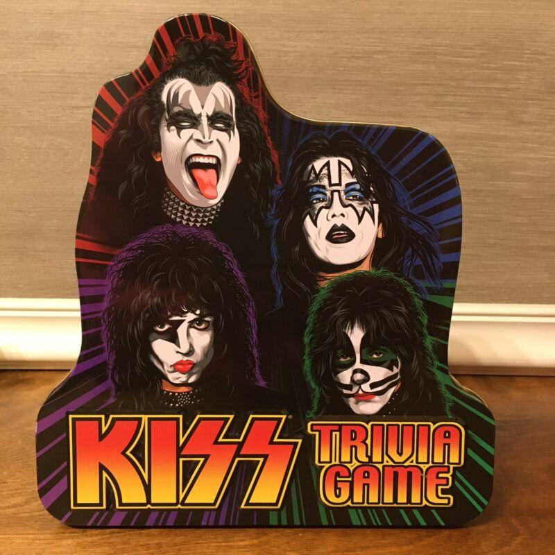 Kiss Trivia Game 2003