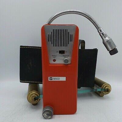 Tif 8800a Combustible Gas Detector No Batteries For Parts