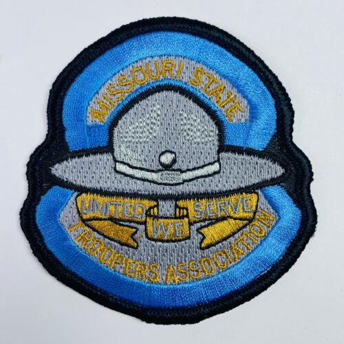 Missouri State Trooper Association Patch