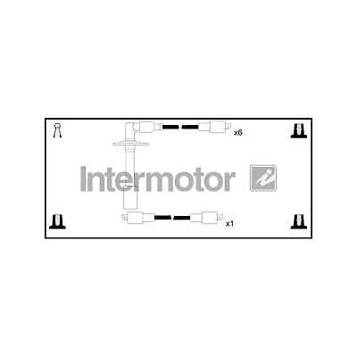 Genuine Intermotor Ignition Cable Kit - 76322