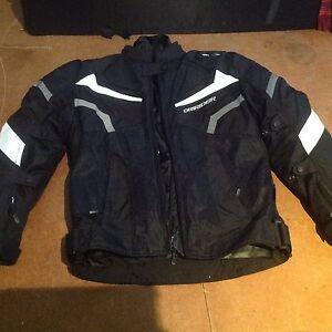 Womens motorcycle jacket, gloves, helmet Summer Hill Ashfield Area Preview