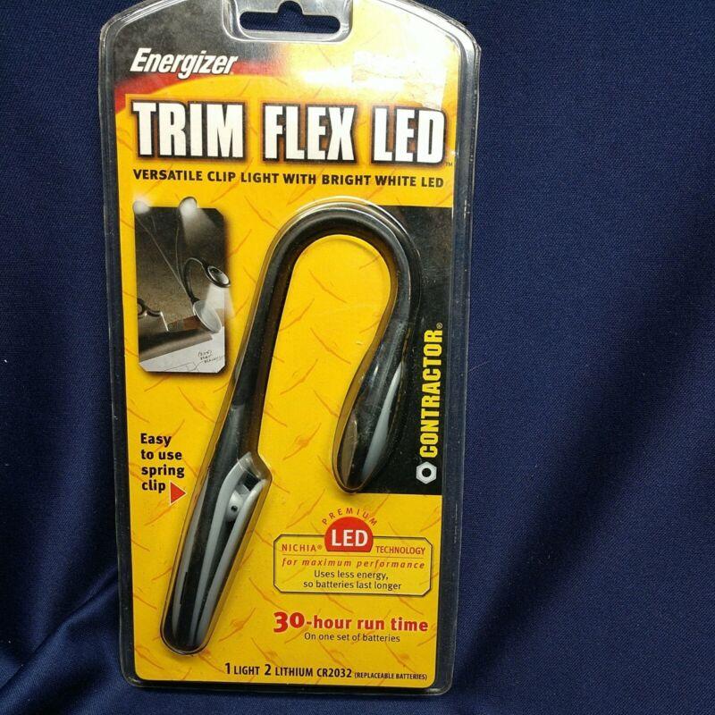 Energizer Clip Book Light - TRIM FLEX LED