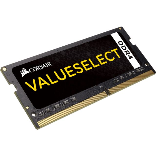 Corsair ValueSelect SO-DIMM 8GB DDR4-2133, Arbeitsspeicher