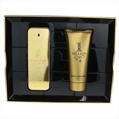 Paco Rabanne 1 Million 2-Piece Gift Set New In Box for sale  Shipping to India