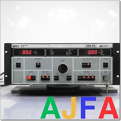 2614 Advanced Energy Mdx Magnetron Delta Mn 3152012-112 B Fr B