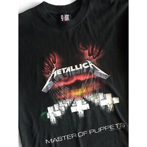 1994 vintage Metallica tee shirt