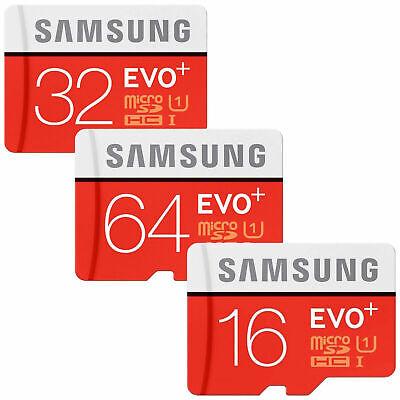Samsung Memory 16/32/64GB EVO + Micro TF Karte SD Karte