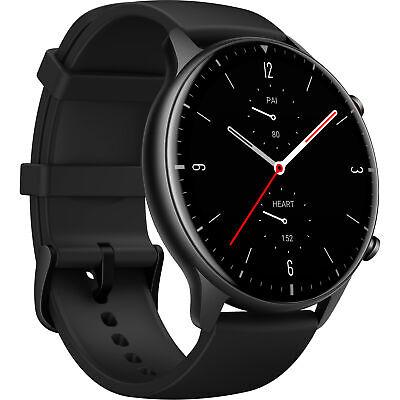 Amazfit GTR 2 Sport, Smartwatch, schwarz