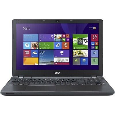 Repaired Acer Aspire E 15 Touch Screen Laptop E5-531P-P3Z4, 4GB RAM, 500GB HDD