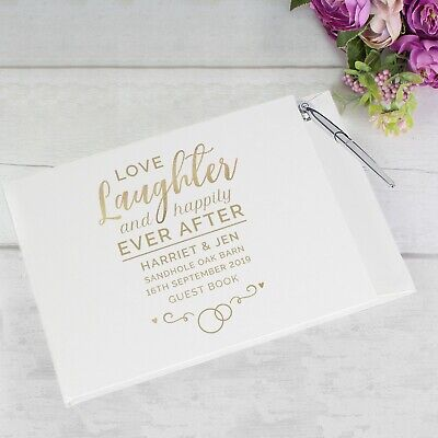 Ever After Wedding Guest Book & Ball Pen High Quality   (Happily Ever After High)