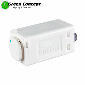 NEW Push Button Universal Light Dimmer Mechanism 350W Rating Suits Clipsal HPM