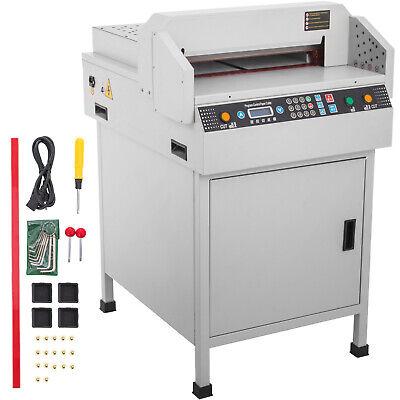 """18"""" Guillotine Cutting Machine Electric Stack Paper Cutter p"""