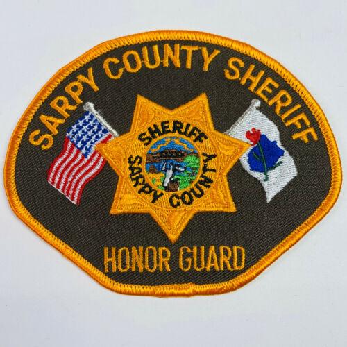 Sarpy County Sheriff Honor Guard Nebraska NE Patch