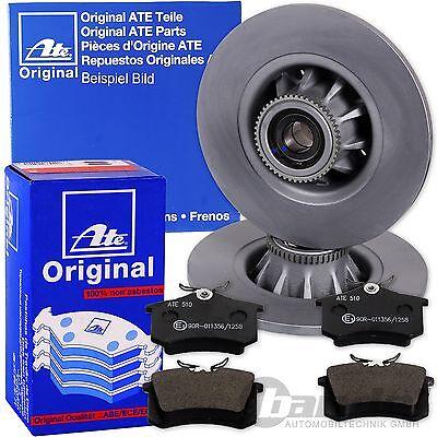 Bremsbeläge Vorne u.a für Opel ATE2 Bremsscheiben Belüftet 296 mm