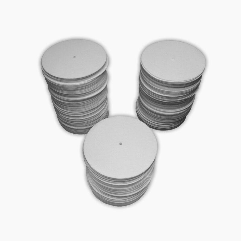"7"" Blank Slipmats 16oz Glazed Wholesale, Turntable, sublimation - screen print"