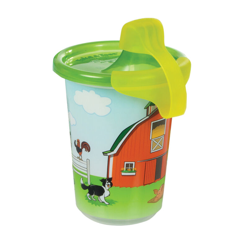 John Deere First Years 3-Pack 10 oz Take & Toss Sippy Cup