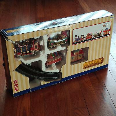 Lemax Village Starlight Express - Railway Train Set -Holiday Village - For Parts