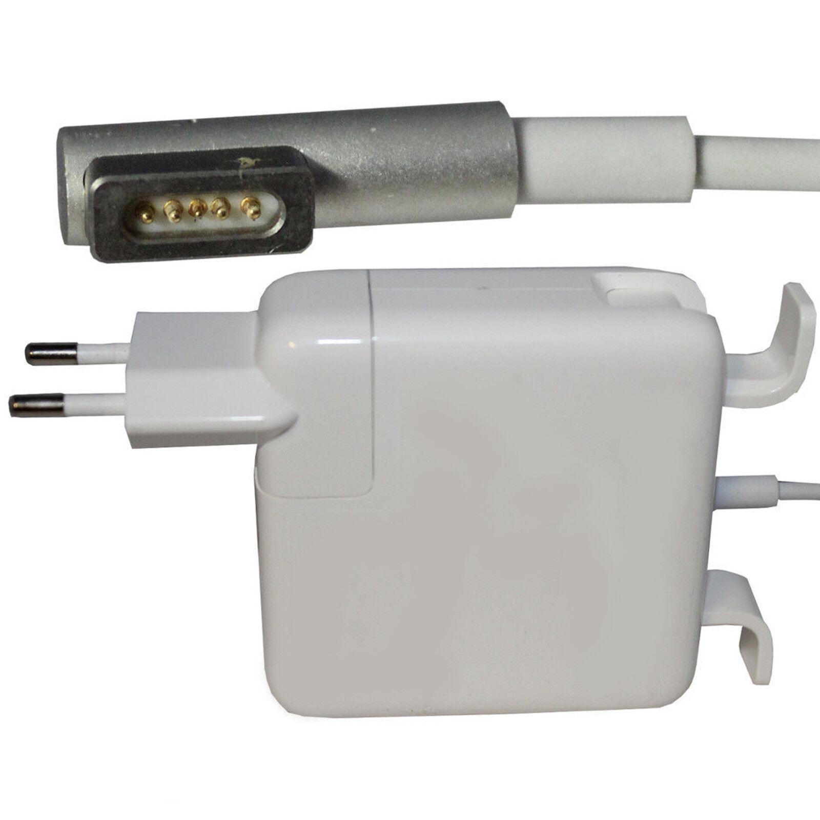 Netzteil Charger 85W A1343 Power Adapter Ladegerät MagSafe 1 Apple Macbook Pro