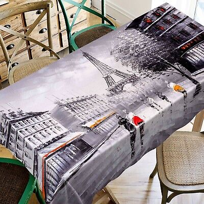 3D Road City Paint 30 Tablecloth Table Cover Cloth Birthday Party Event AJ Jenny](Party City 30 Birthday)