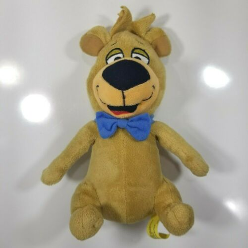 "Hanna Barbera Boo Boo Yogi Bear Cartoon Plush Stuffed Animal 9"" inches"