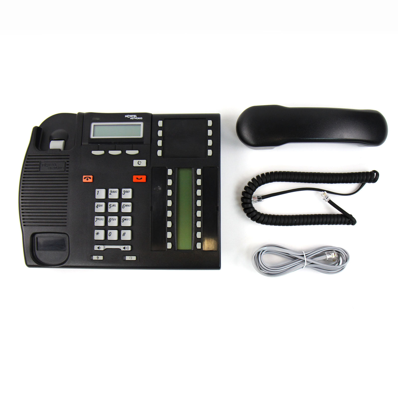 Nortel Norstar T7316 Charcoal Avaya Phone Lot Bulk Wundr Shop 4620 5620 Circuit Board