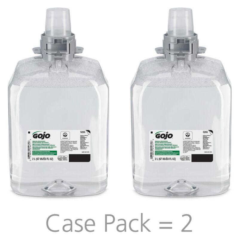 GOJO Green Certified Foam Hand Cleaner Refill 5265-02