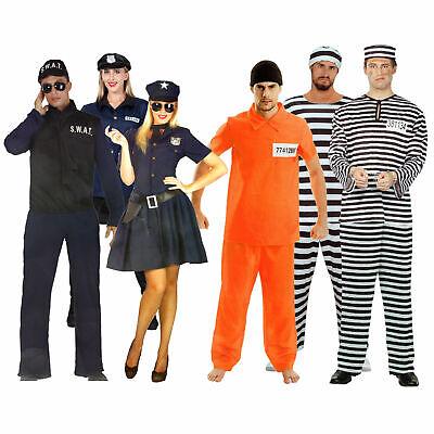 i Polizistin SWAT Tattoo Armstulpen Karneval Kostüm Halloween (Swat Halloween Kostüm)