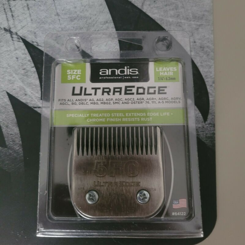 Andis UltraEdge Detachable Blade - Size 5FC (64122)