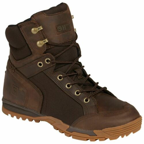 "5.11 Tactical Men's Pursuit Advance 6"" Boot, Distressed Brow"