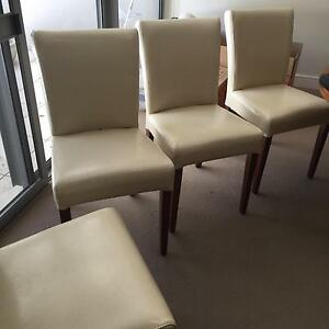 dining chairs Greenwich Lane Cove Area Preview