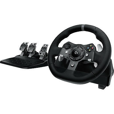 Logitech G920 Driving Force Racing Wheel For Xbox Series X S Xbox One PC