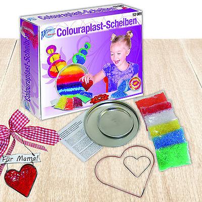 Colouraplast Schmelzolan Basteln Geburtstag Geschenk Set Packung OVP 53009 (R)