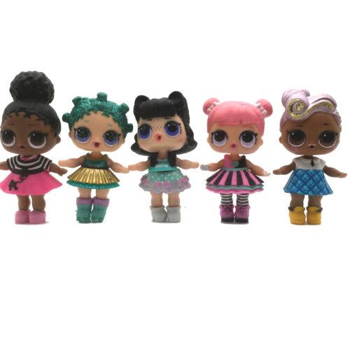 Lot 5X LOL Surprise dolls Replacement Outfit dolls Dresses clothes no repeat
