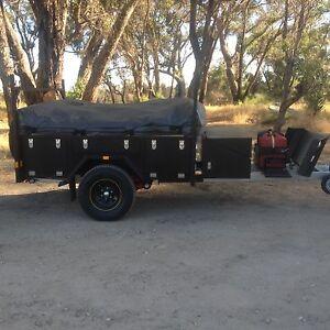 Black series camper trailer Darwin CBD Darwin City Preview
