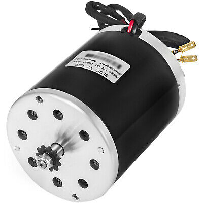 36v Dc Electric Motor E-scooter 1000w Ty1020 3000rpm Mini Bike Permanent Brushed
