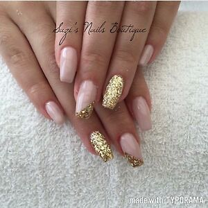 Suzi's Nail Boutique- Full sets of acrylics only $30! Forest Lake Brisbane South West Preview