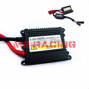 1x ONEX 35w SLIM HID POWER AC BALLAST ONLY Spare Headlight Conversion Light