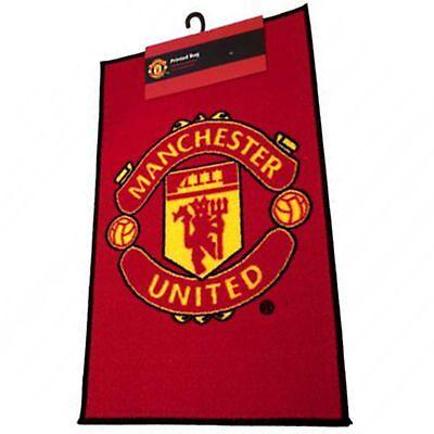 Manchester United FC Suelo Tapete Nuevo Oficial Man Utd