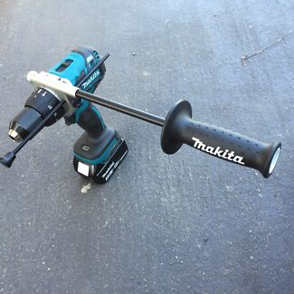 Makita brushless hammer drill brand new please its  skin only  Casula Liverpool Area Preview