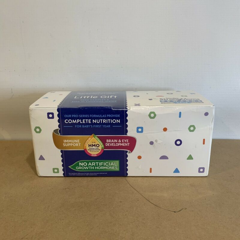 Similac Complete Nutrition Little Gift Sample Sealed Box $100 Coupons Exp 5/2022