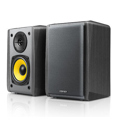 "Edifier R1010BT 4"" Active Bluetooth Bookshelf Speakers - 2.0"