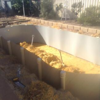Above Ground Pool Installer Mount Helena Mundaring Area Preview