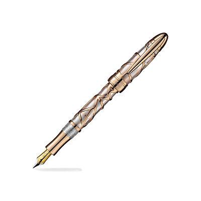 Laban 300 Series Fountain Pen - Rose Gold - Medium Point NEW in Box RN-F300PG-M for sale  Matawan