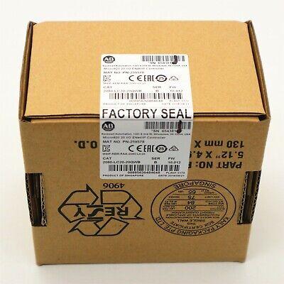 Allen-bradley Micro820 20 Io Enetip Controller 2080-lc20-20qwb Usa