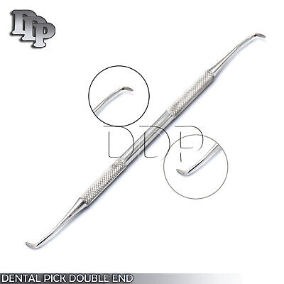 Stainless Steel Dental Pick Double End 6-14 Pr-281