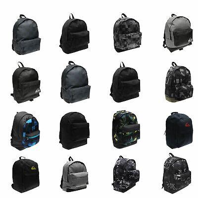 Quiksilver Backpacks Rucksack Backpack Bag Daypack
