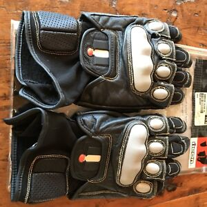 IKON Barrier Motorcycle Gloves XL