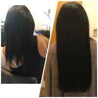 SAME DAY/hot fusion extensions! Mobile services!